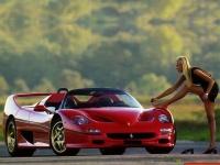 Rojo-Ferrari