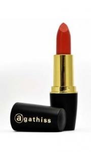 Barra de labios Glamurous (True lipstick) permanente. Color puro, intensa hidratación, Luminoso!.