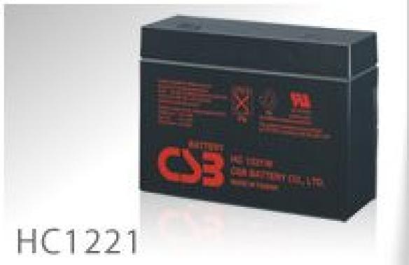 BATERIA CSB HC1221W