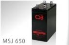 BATERIA CSB MSJ650
