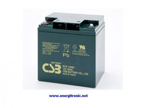 BATERIA CSB EVX12300