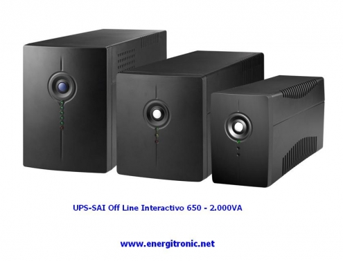 UPS-SAI ENG-850-ITMM