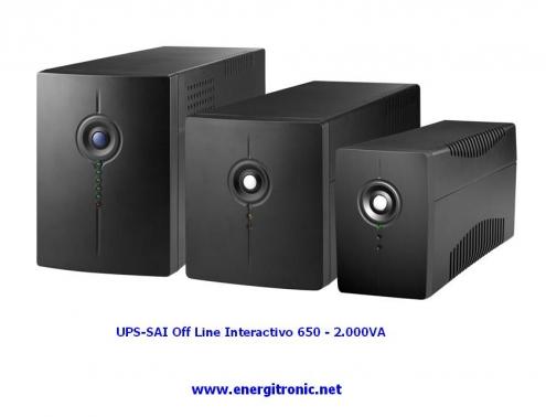 UPS-SAI ENG-1000-ITMM