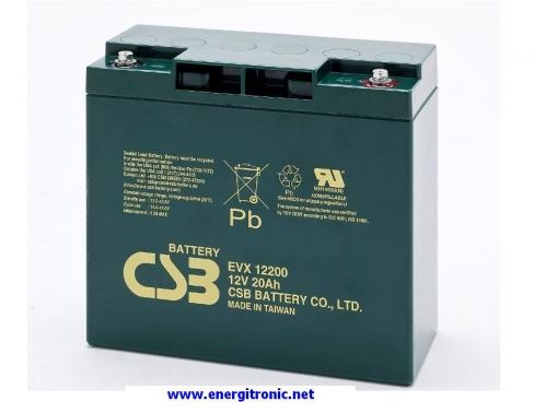 BATERIA CSB EVX12200