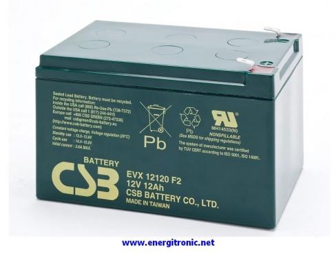 BATERIA CSB EVX12120