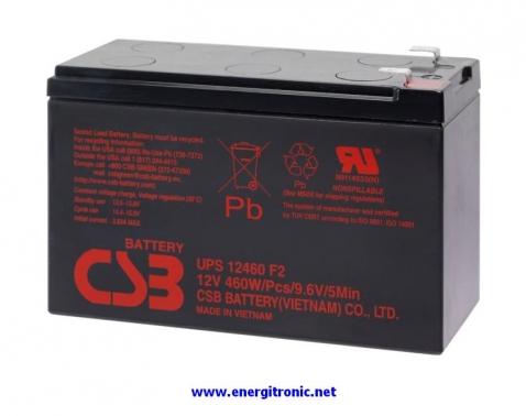 BATERIA CSB UPS12460