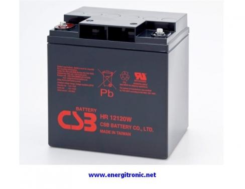 BATERIA CSB HR12120W