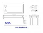 BATERIA AGM AL12320
