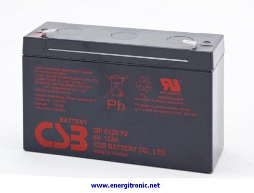 BATERIA CSB GP6120