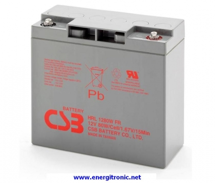 BATERIA CSB HRL1280W