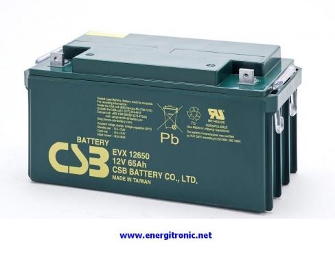 BATERIA CSB EVX12650
