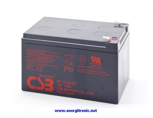 BATERIA CSB GP12120