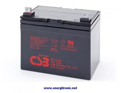 BATERIA CSB GP12340