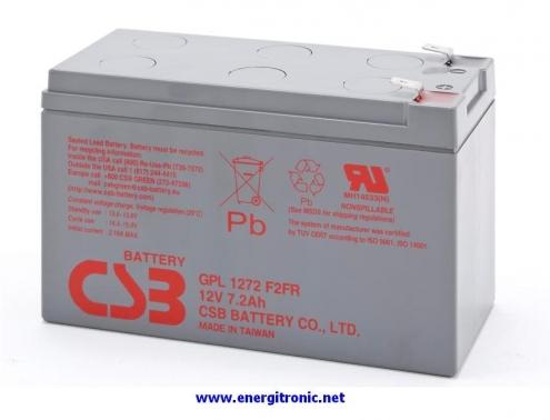 BATERIA CSB GPL1272