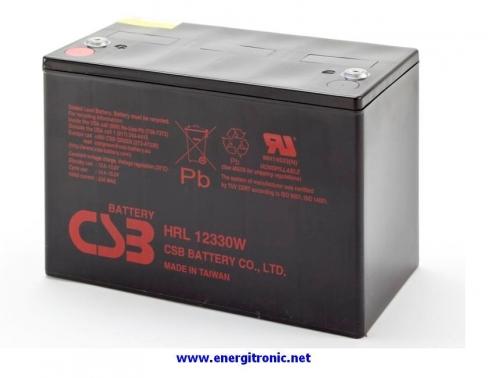 BATARIA CSB HRL12330W