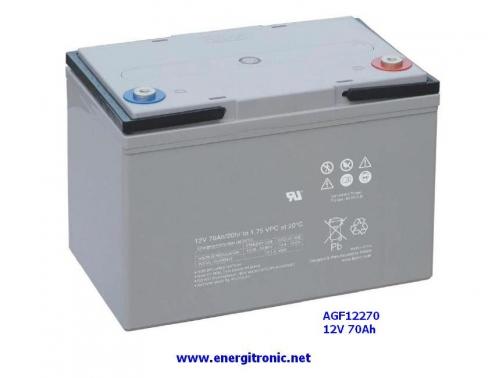 BATERIA AGM AGF12270