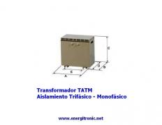 TRANSFORMADOR  TATM-8KVA