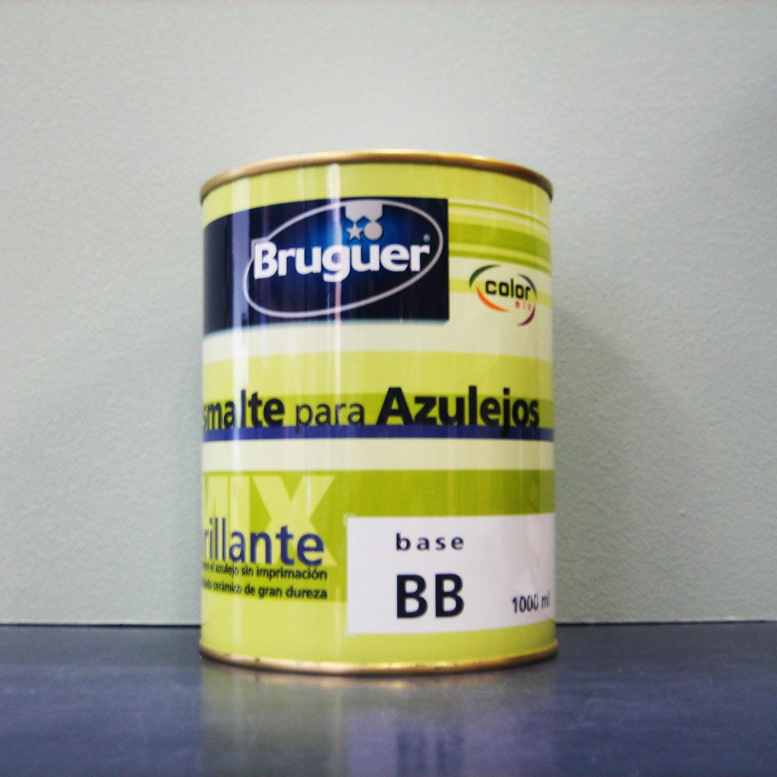 Esmalte Para Azulejos Mix Mundocolor Bruguer Picture To