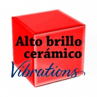Vibrations Bruguer Acabado alto brillo cerámico