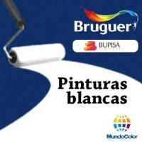 Pinturas blancas Bruguer Bupisa
