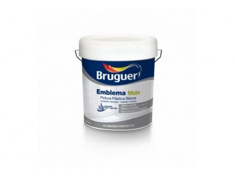 Pintura blanca Emblema mate Bruguer