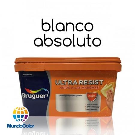 Bruguer- Ultra Resist- Blanco Absoluto