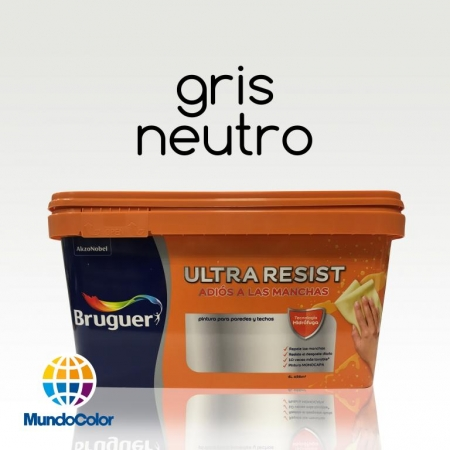 Bruguer- Ultra Resist- Gris Neutro