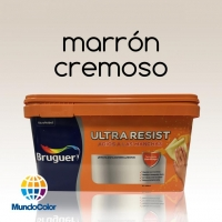 Bruguer- Ultra Resist-Marrón Cremoso