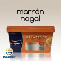 Bruguer- Ultra Resist- Marrón Nogal