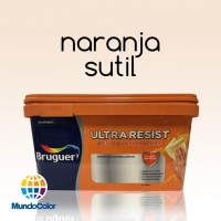 Bruguer- Ultra Resist- Naranja Sutil