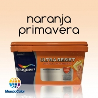 Bruguer-Ultra Resist-Naranja Primavera