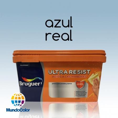 Bruguer-Ultra Resist- Azul Real