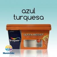 Bruguer- Ultra Resist-Azul Turquesa