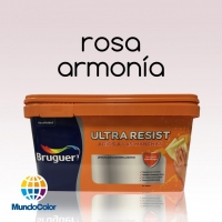 Bruguer- Ultra Resist- Rosa Armonía