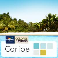 Colores del mundo Caribe