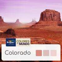 Colores del mundo colorado