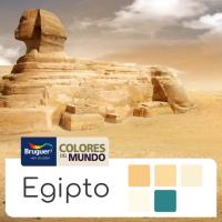 Colores del mundo egipto