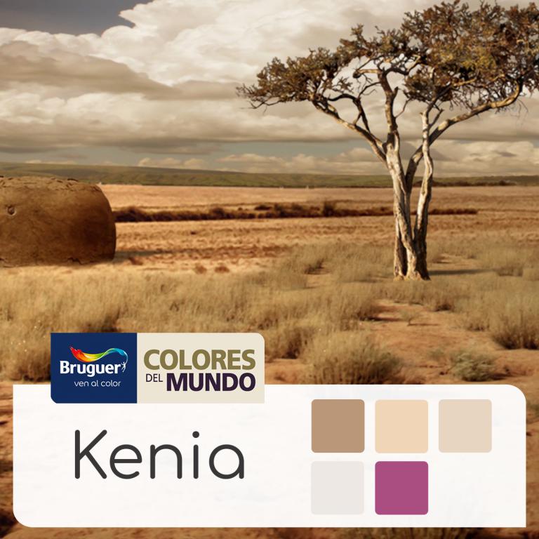 Colores Del Mundo Bruguer Kenia Tu Tienda De Pintura Online