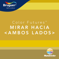 Bruguer Color Futures™ MIRAR A AMBOS LADOS