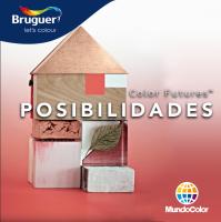 Bruguer Color Futures™ POSIBILIDADES