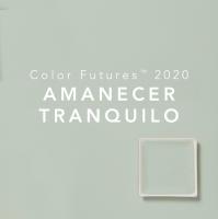 Color del año: AMANECER TRANQUILO