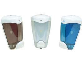 SOAP DISPENSERS FOR COLLECTIVITIES