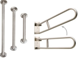 GRAB BARS FOR MOBILITY