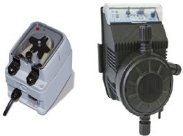 DISHWASHER CHEMICAL DOSING PUMPS and AIR FRESHENER