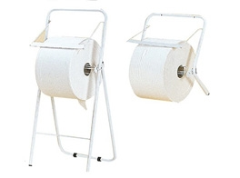 TISSUE ROLL STAND DISPENSERS