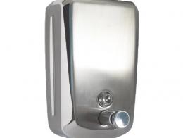 Dosificador Inox Vertical, 1 litro