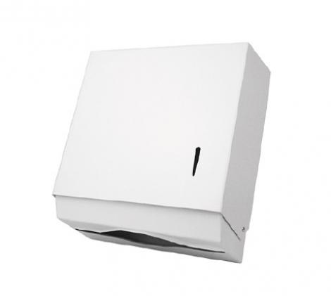 Epoxy mutil-fold paper towel dispenser