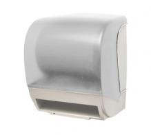 Dispensador bobina electrónico ABS Blanco auto-cut