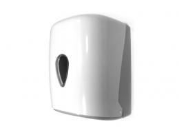 Centerfeed paper dispenser ABS white / grey
