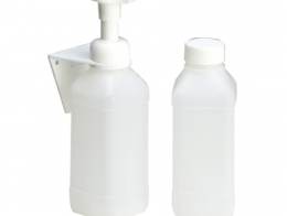 Foam dispenser with support 500 CC